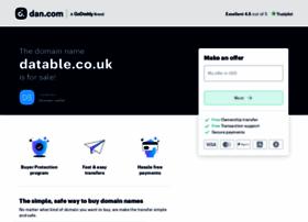 datable.co.uk