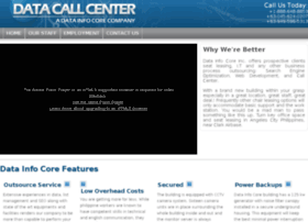 datacallcenter.com