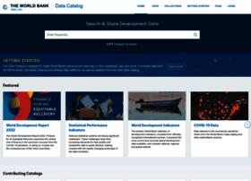 datacatalog.worldbank.org