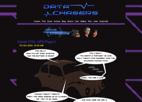 datachasers.thecomicseries.com