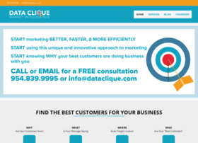 dataclique.com