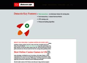 datacoin.info