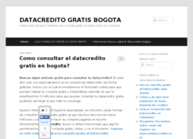 datacreditobogota.co