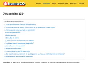 datacreditoconsultagratis.co