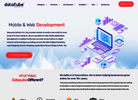 datacubesoftech.com