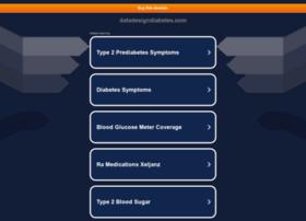 datadesigndiabetes.com