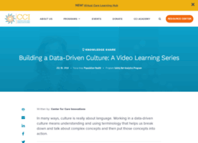 datadrivenculture.org