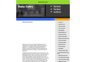 dataentry.in