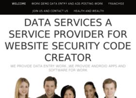 dataentryworkonlineservices.net