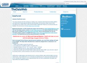 dataferrett.census.gov