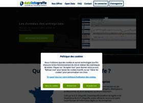 datainfogreffe.fr