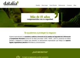 datalia.info