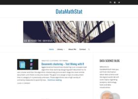datamathstat.wordpress.com