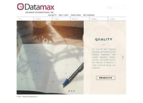 datamaxplanners.com