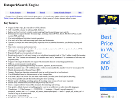 dataparksearch.org