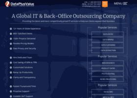 dataplusvalue.com