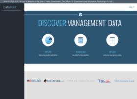 datapoint.max.gov