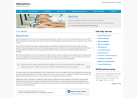 Dataprocessing.itmatchonline.com
