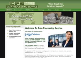dataprocessingservice.com