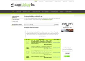 dataprolinking.info