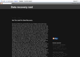 datarecoveryraid2013.blogspot.com