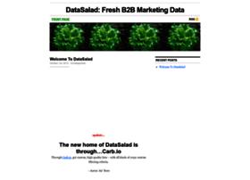 datasalad.com