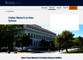 datascience.berkeley.edu