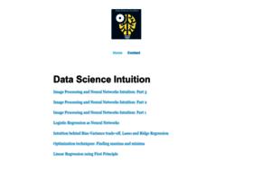 datascienceintuition.wordpress.com