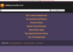 datasyncsuite.com