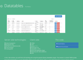 datatables.extrared.net