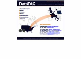 datatag.web.cern.ch