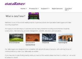 datataker.com