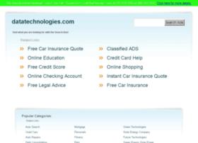 datatechnologies.com