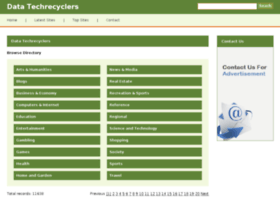 datatechrecyclers.com