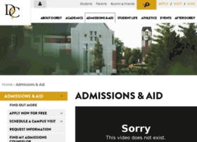 datatel.dordt.edu