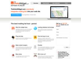 datawidget.com