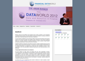 dataworld2013.asianbankerforums.com
