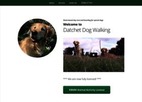 datchetdogwalking.co.uk