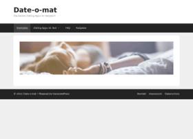 date-o-mat.com