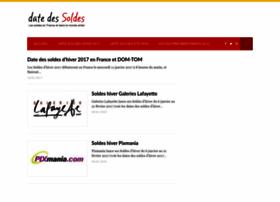 date-soldes.fr