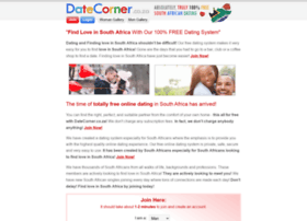 datecorner.co.za