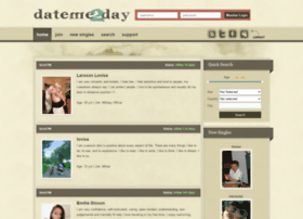 dateme2day.com