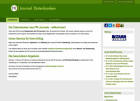 datenbanken.pr-journal.de