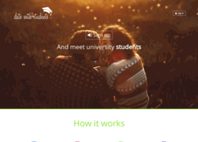 datewithstudents.com