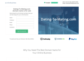 dating-to-mating.com