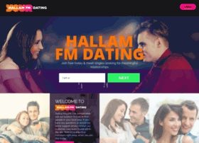 dating.hallamfm.co.uk