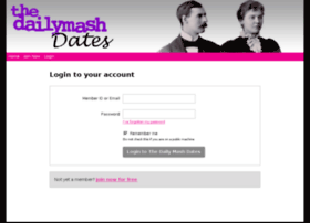dating.thedailymashdates.co.uk