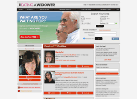 Widow dating site in india