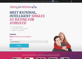 datingforatheists.com