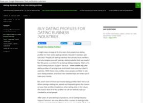 datingindustrysupport.com